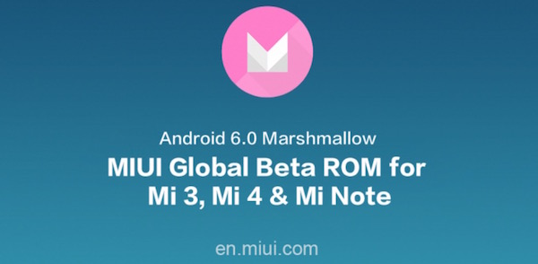 MIUI Android M Fet Image