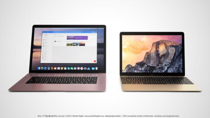 MacBook Pro 15-inch 2016 4
