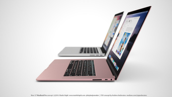 MacBook Pro 15-inch 2016 7