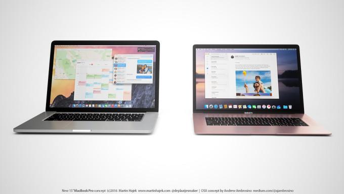 MacBook Pro 15-inch 2016 9
