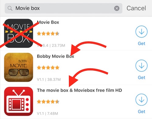 Movie Box VShare