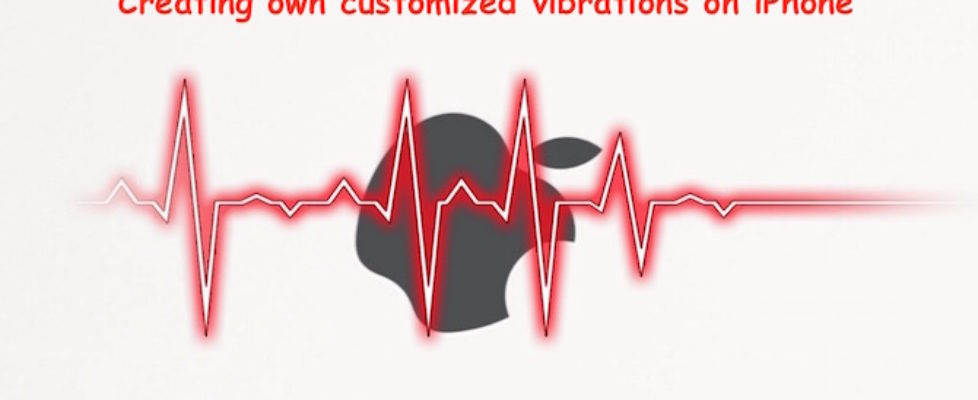 Own Custom Vibration