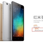 Xiaomi launches Redmi 3 Pro with 3GB RAM & Finger Print