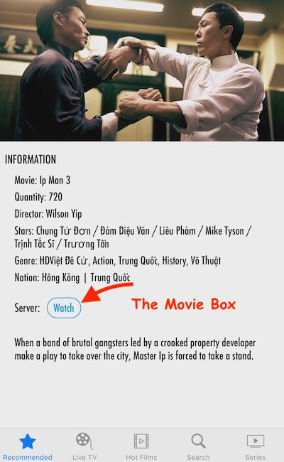 The Movie Box
