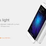 Buy Xiaomi Mi 5 in India with Mi Protect against Accidental Damage