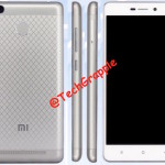 Xiaomi Redmi 3A or 3S found with Finger Print Scanner