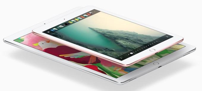 iPad Pro Models