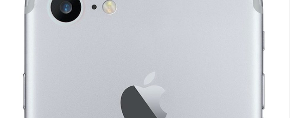 iPhone 7 design