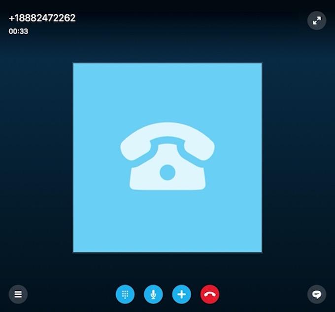 Air canada Calling Skype