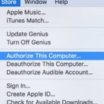 How to Authorize or Deauthorize computers from iTunes, and find how many computers I have authorize, Why I am unable to authorize (Mac and PC)