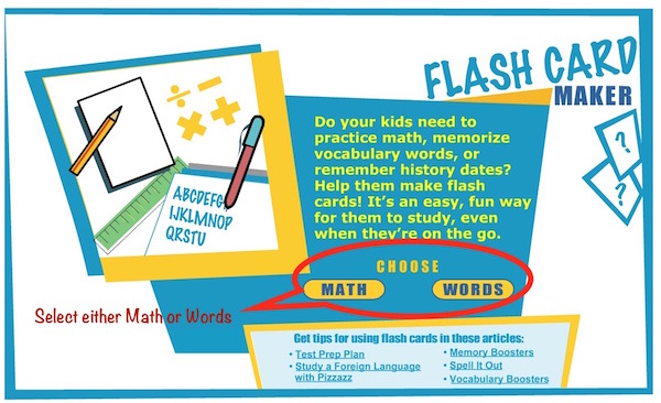 Free Online Flash Card Maker Tools and Applications