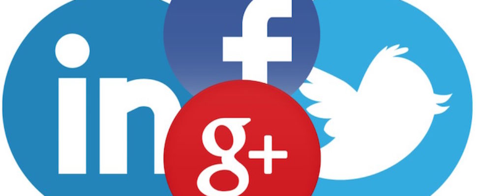 Google Plus FaceBook Linkedin Twitter