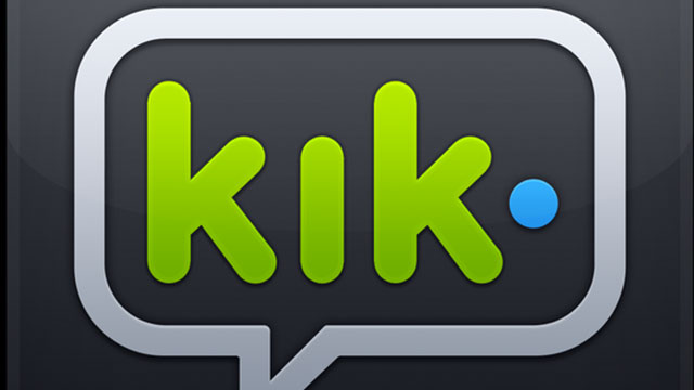 Kik app online