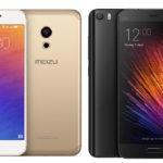 Meizu Pro 6 vs Xiaomi Mi 5; Which one is better