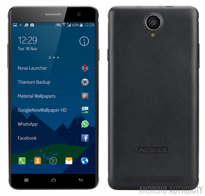 Nokia A1 Smartphone