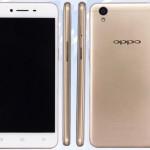 Oppo A37m certified with Mediatek MT6750 CPU