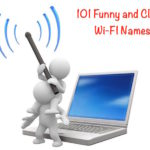 101 Wi-Fi network names to surprise your neighbor