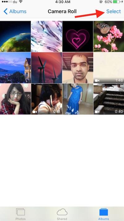 Select Photos