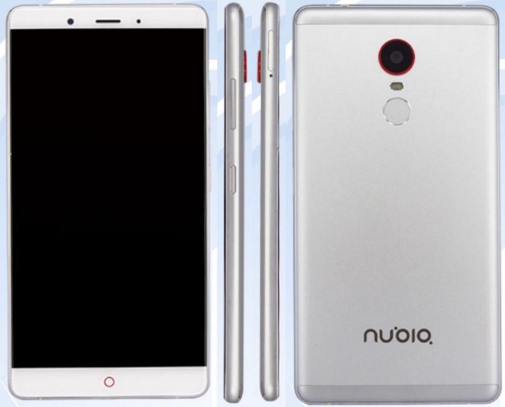 ZTE Nubia X8