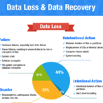 An infographic about Data Loss and Data Recovery