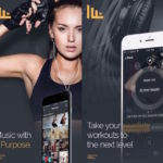 The best workout free music apps for iPhone and Android