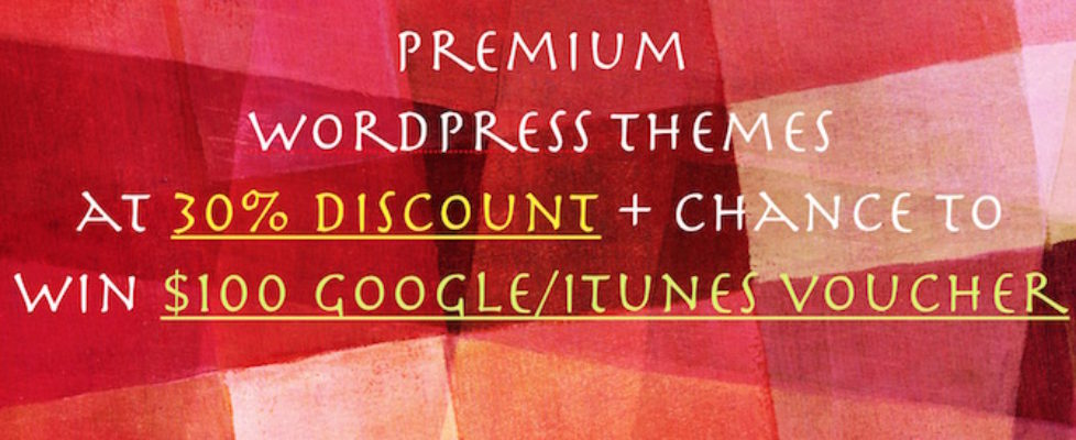 Wordpress Theme Discount