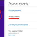 How to enable 2-step verification for Yahoo Mail or Account