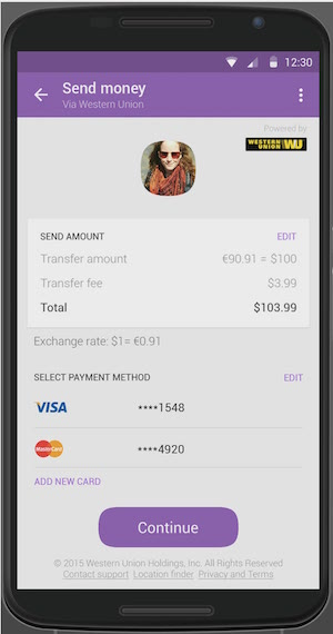 Add Payment Detail