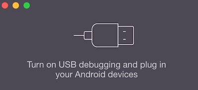 Android Tool USB Connect