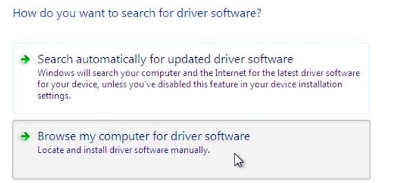 Driver Update Windows