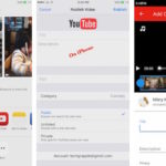 How to upload a Video via YouTube App on iPhone and Android