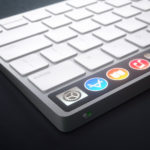 Apple Magic Keyboard with OLED Touch Bar : Concept Design
