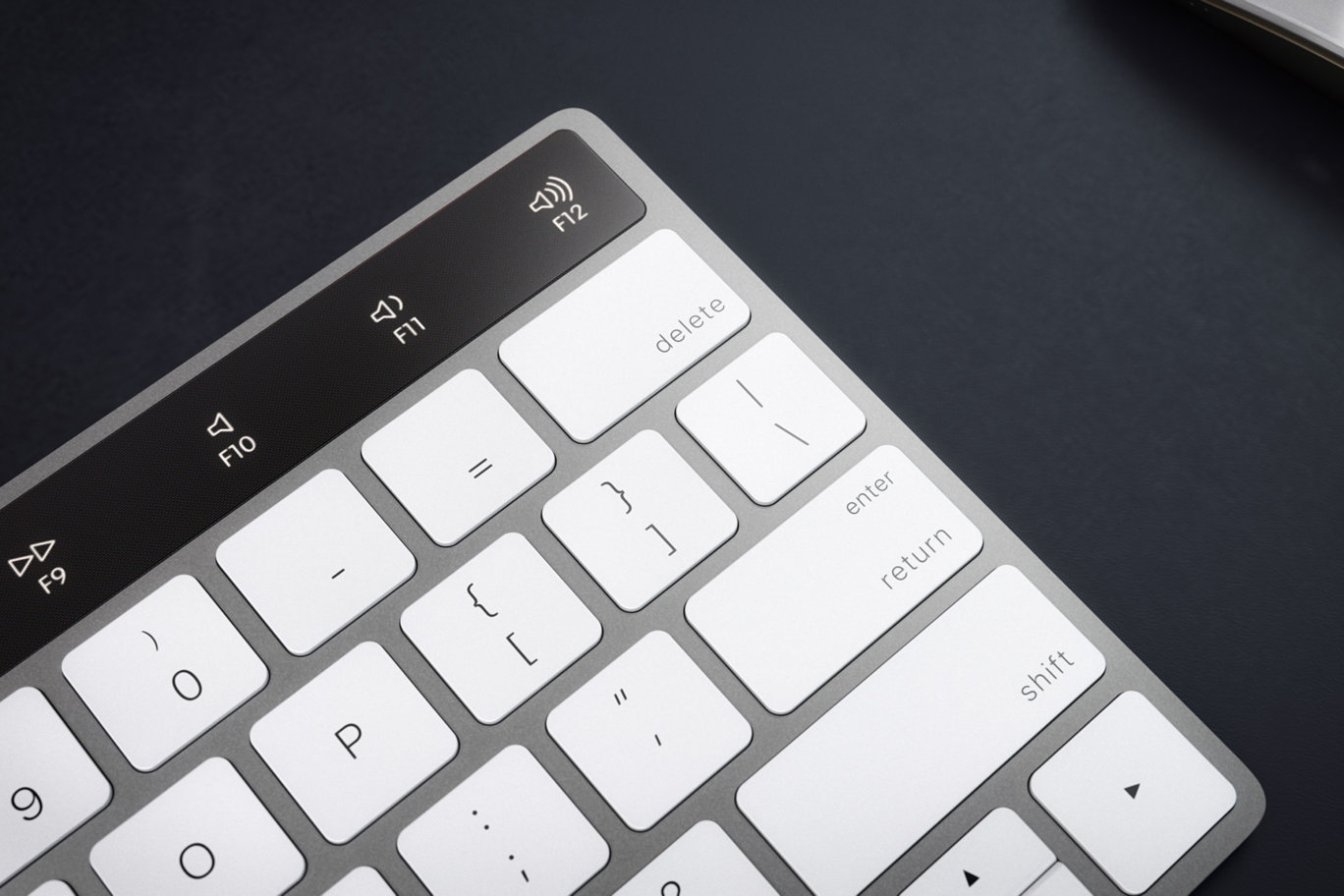 IMAC Keyboard with OLED Touch Bard 4