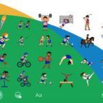 Rio 2016 Olympic Keyboard App for iOS and Android