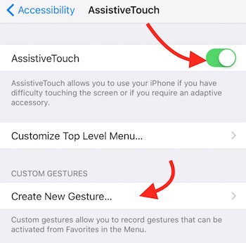 Show Touches iPhone Part 4