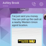 Send Money (via Western Union) with Viber App on iPhone & Android