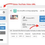 Convert YouTube to wav, mp3, flac, mp4, avi, wma, ogg, m4a, aac, etc.