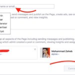 How to add Admin, Editor or Moderator to FaceBook Page, or Remove them