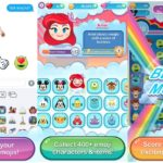 Disney Emoji Blitz : A New Game with keyboard Released for iOS & Android