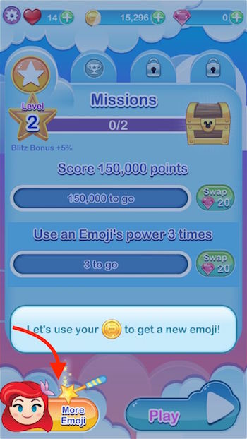 More Emoji