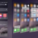 Updated : Vshare i10 OS Android Launcher with iOS like Spotlight Search, 3D Touch and App Uninstallation