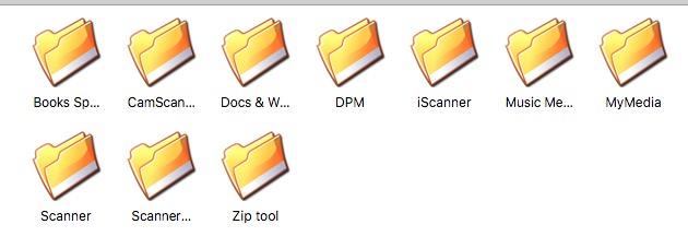 App file management