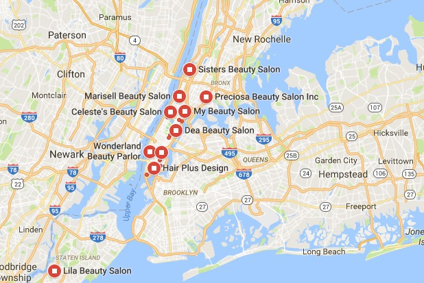 Embed Google Map to Website