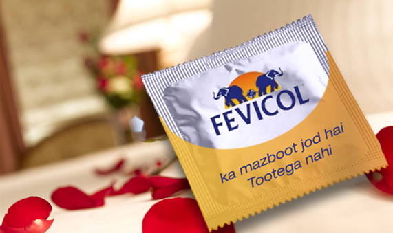 Fevicol Condom