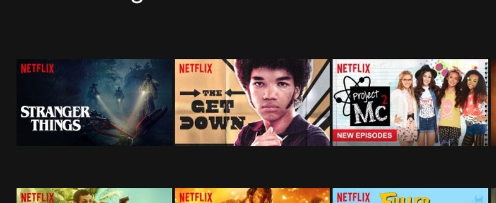 Free Netflix Account trial