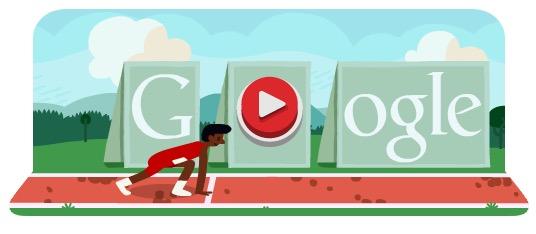 Google Hurdle game