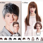 Free Hair Style Apps for iPhone and Android Devices