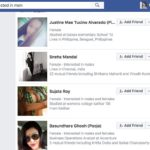 Use FaceBook Like a Pro with these Tricks to Search People