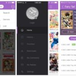 Apps for iPhone and Android to Download/Read Manga or Comics Online for Free