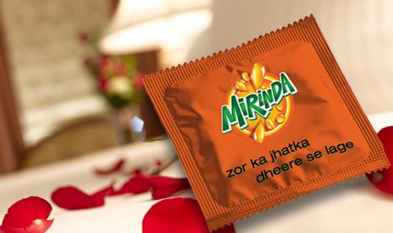 Mirinda Condom